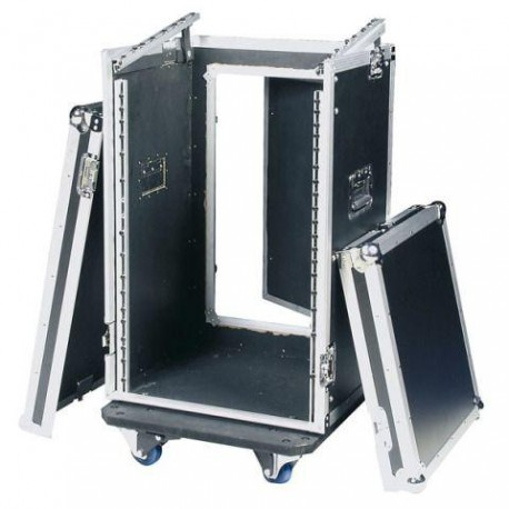 Dap Audio - Combi Case 16+10U