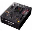 Mesas Microfonia y DJ