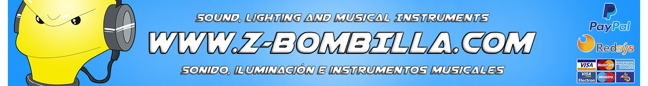 JBsystems - JB-14 - Accessory | Z-Bombilla